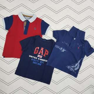 Boy casual set 4