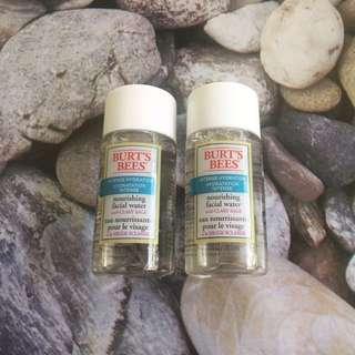 Burt's Bees nourishing facial water