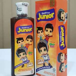 Vitamin Anak Qaseh Junior