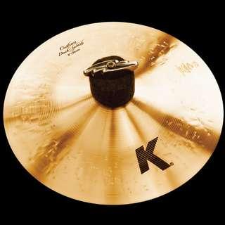 "Zildjian - K Custom Dark Splash 8"""