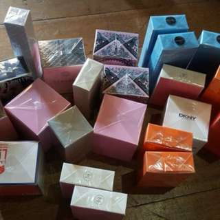 Us and Dubai Tester Perfumes