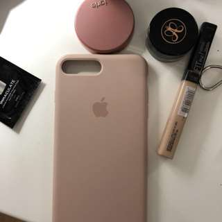 NUDE PINK APPLE IPHONE 7/8 PLUS