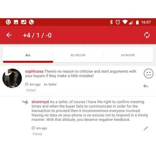Bad Buyer fails to communicate and then abuses Seller for leaving negative feedback
