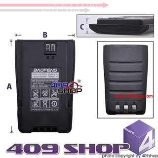 Original 7.4V 2000MAH Li-ion battery FOR BAOFENG BFUV-6
