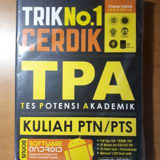 TRIK NO.1 CERDIK TPA