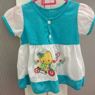Baby girls top