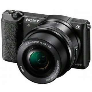 Kredit Sony Alpha a5100 Kit 16-50mm - Cicilan tanpa CC