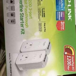 TP link AV2 home plug