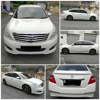 SAMBUNG BAYAR/CONTINUE LOAN  NISSAN TEANA 200XE AUTO 2.0 YEAR 2012 MONTHLY RM 1110 BALANCE 4 YEARS ROADTAX MAY 2018 TIPTOP CONDITION  DP KLIK wasap.my/60133524312/teana