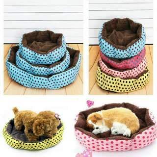 J5 small dog or cat soft bed