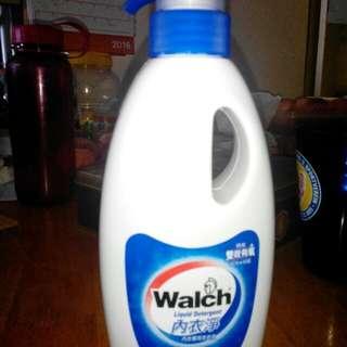 Walch 內衣洗衣水