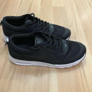 Nike Air Max Thea (Asli) Hitam Size 6