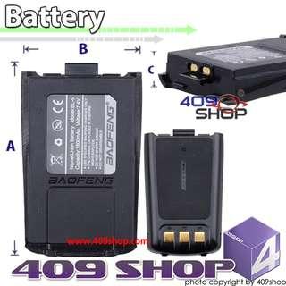 Original BAOFENG A52 7.4V 1800MAH Li-ion Battery
