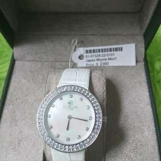 White Watch, Brand New with Tag
