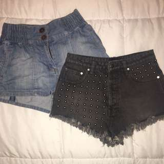 Denim Shorts (bundle)