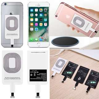 iPhone無線接收貼 iPhone5至7P Android機一樣得