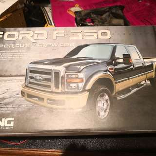 1/35 FORD F350 pickup truck