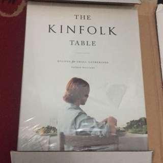 """Kinfolk """"table"""""""