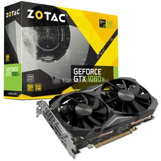 ZOTAC GeForce GTX 1080Ti