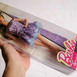 REPRICED P750 Authentic Barbie Doll