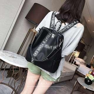 Tas Ransel Gendong Backpack Tas Fashion Wanita Cewek Impor Code 87251