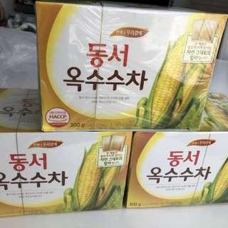 粟米鬚茶韓國