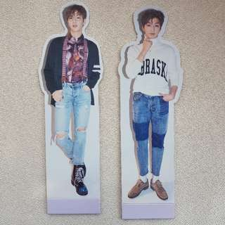 Wanna One Nothing Without You (Standee: Daniel)