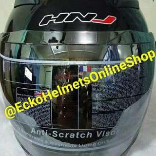 Hnj Half Face Helmet
