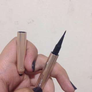 Miniso waterproof liquid eyeliner pen