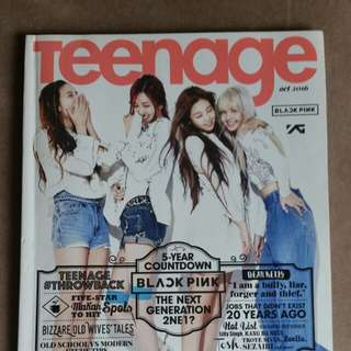 25 Teenage magazines