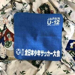 🚚 日文運動會擦汗用小方巾