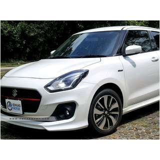 SUZUKI SWIFT HYBRID 1.2RS CVT