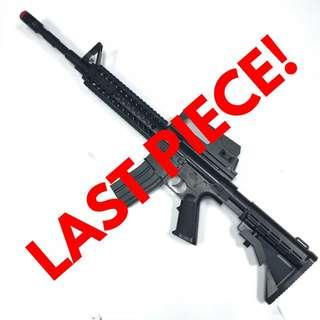 Shooting M16 Toy WBB