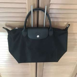 Longchamp top handle bag