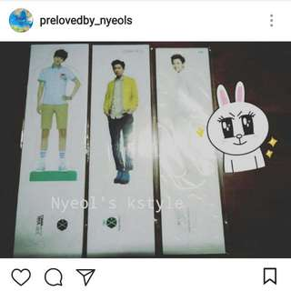 EXO Chanyeol Standee
