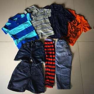 GAP deal, 8 pieces Toddler GAP clothes