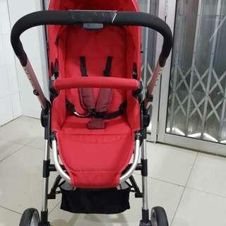 Halford Zuzz 4 Stroller