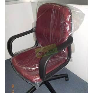 40pcs MIDBACK CHAIRS - MAROON COLOR--KHOMI
