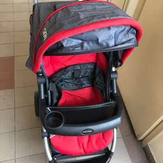 Sweet cherry scr1 jogger stroller