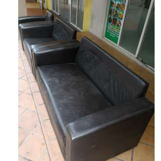 Sofa furniture RM200 without back seat pillow