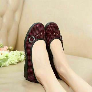 Soft Flat Shoes