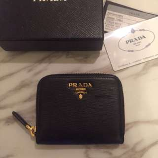 New and real Prada coins bag