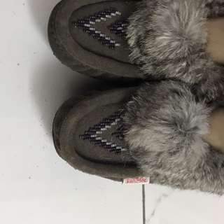 Moccasins size 5