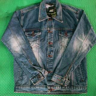 MGLO Washed Jeans Jacket