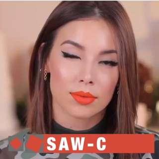 Fenty Beauty mattemoiselle SAW C
