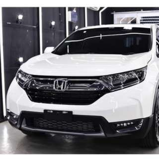 CR-V 1.5 TURBO 438 juta