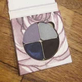 Ellana Minerals Pressed Pigment Eyeshadow Quad - Smokey