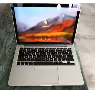 Macbook Pro 13.3 inch For Sale