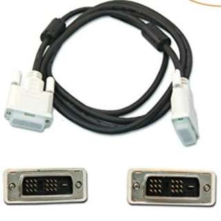 Original DVI Cable 1.8 meters, 18 pin, male to male