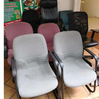 Clearance chairs rm200 for all